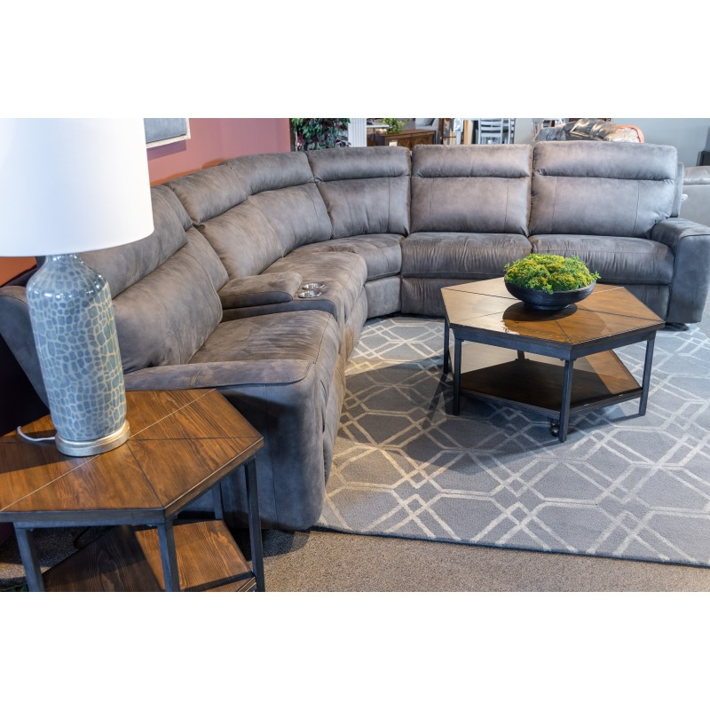 5192 6PC Power Reclining Sectional