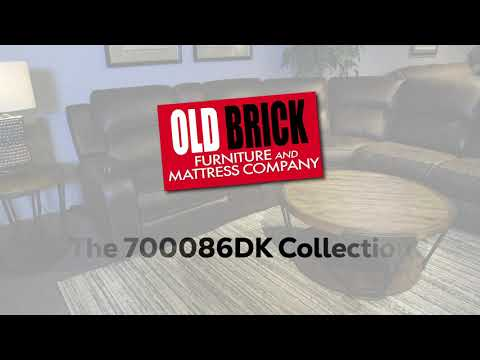 The 700086DK Collection | Old Brick Furniture