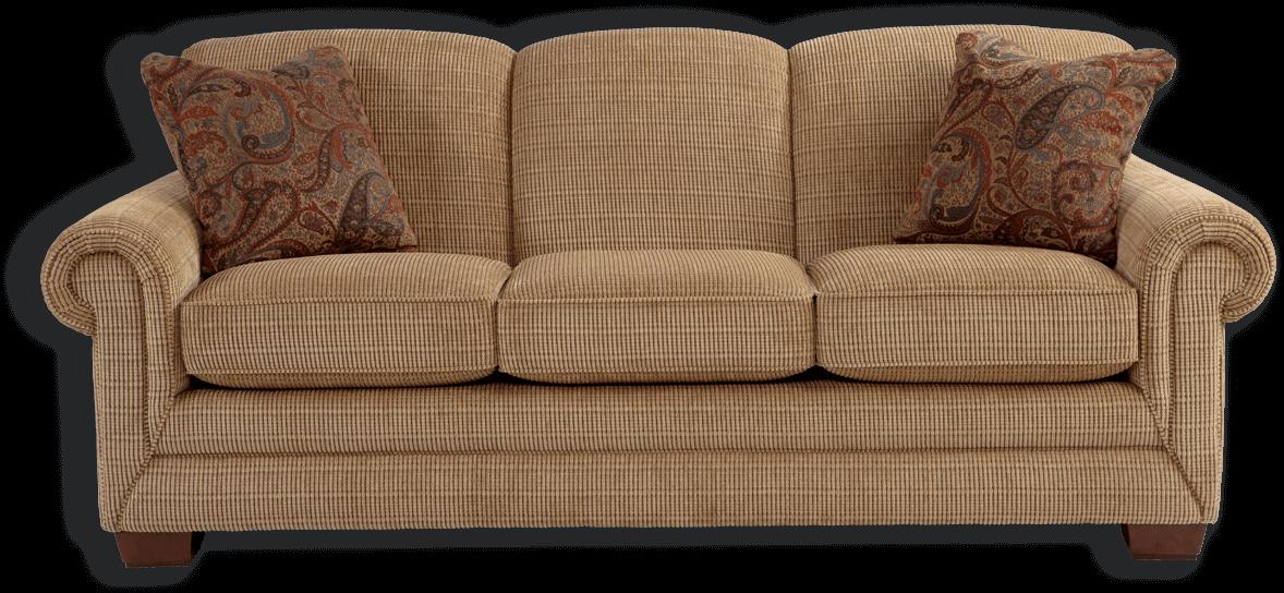 Tan Sofa
