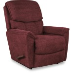 Kipling Rocking Recliner in Belleame Cherry