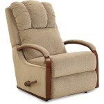 Harbor Town Rocking Recliner in Ivory