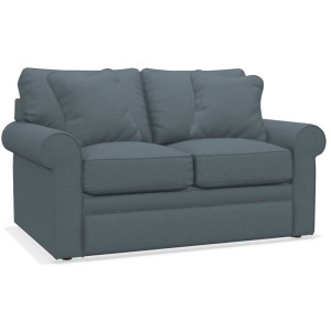 Collins Loveseat in Denim