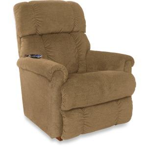 Pinnacle Rocking Recliner w/ Power Headrest and Lumbar