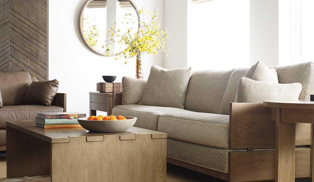 Stickley Modern Loft Living Room