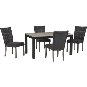 Rectangular Table/ 4 Chairs