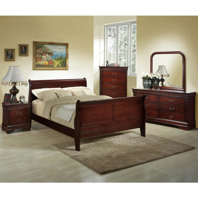 7 Piece Bedroom