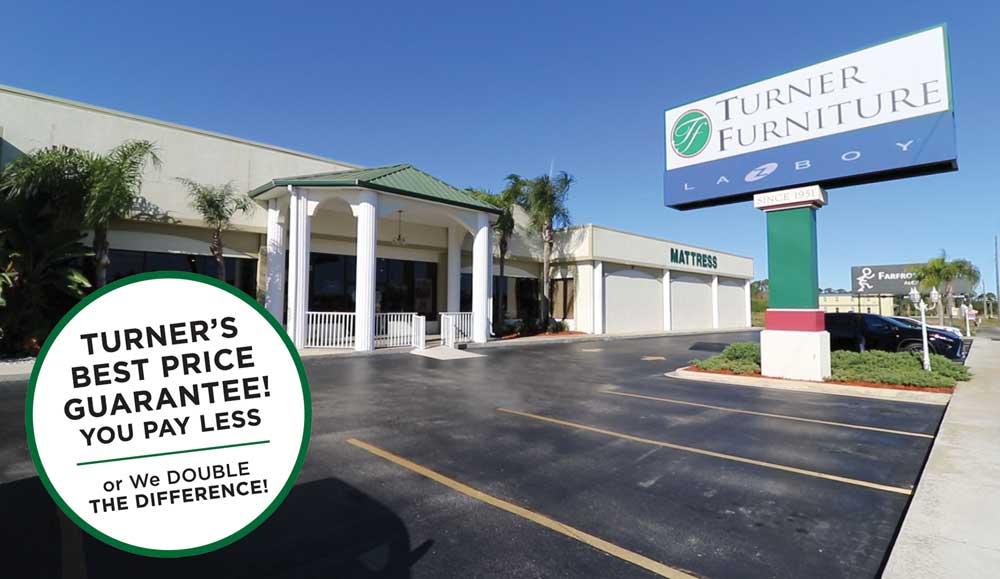 Turner Furniture Best Price Seal