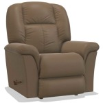 Leather Rocking Recliner