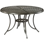"""Madison 48"""" Round Dining Table"""