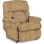 La-Z-Boy Power Lift Recliner w/ Headrest & Lumbar