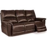 La-Z-Boy Leather Reclining Sofa
