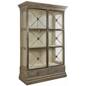 Glass Door Bookcase