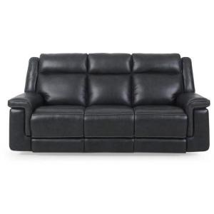 Montel Lay Flat Power Sofa with Power Headrest & Lumbar