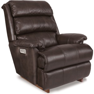 La-Z-Boy Power Rocking Recliner w/ Headrest & Lumbar