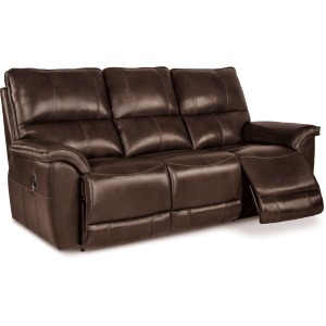 La-Z-Boy Leather Reclining Sofa