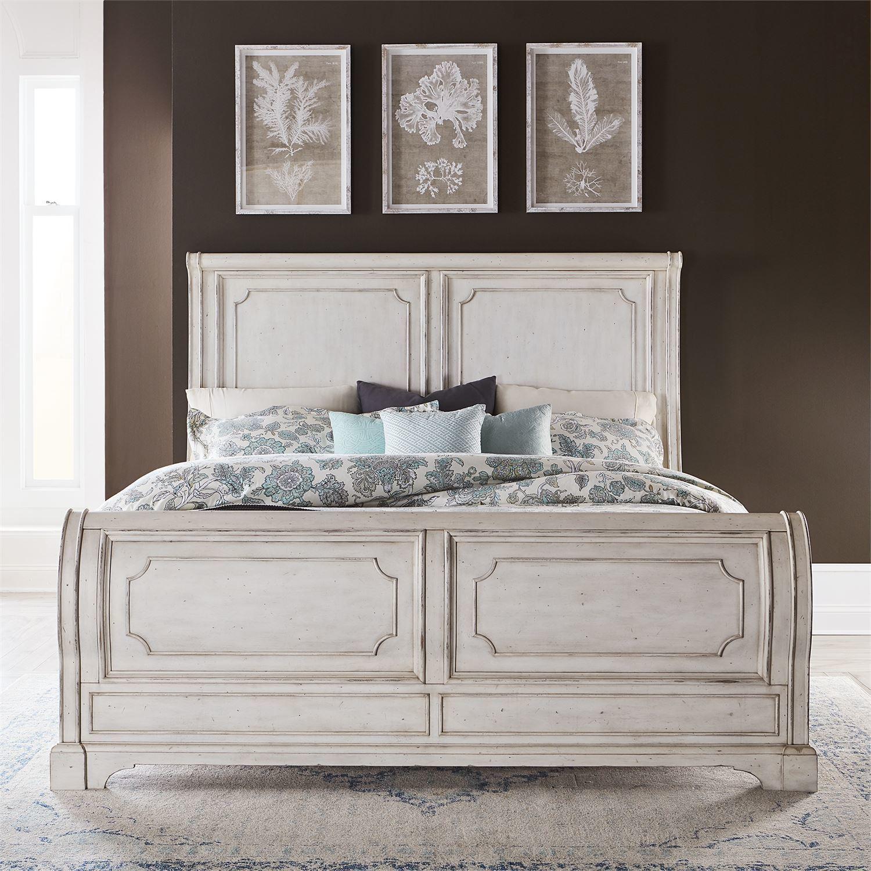 King Sleigh Bed 509235037 511235031 Turner S Fine Furniture