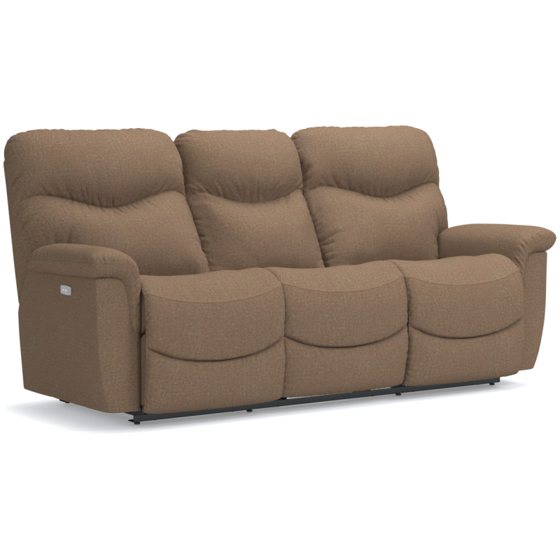Incredible James Power Reclining Sofa Gamerscity Chair Design For Home Gamerscityorg