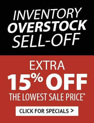 Inventory Overstock Selloff