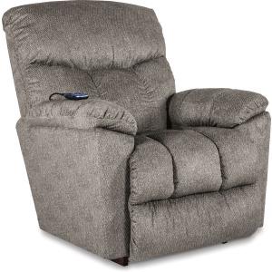 Morrison Power Rocking Recliner w/ Head Rest & Lumbar