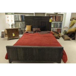 Queen Solid Wood Bed
