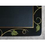 Enchantment Hand-painted Double Pedestal Desk