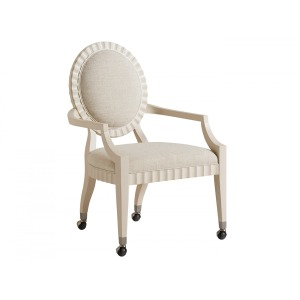 Preston Game Chair with Casters