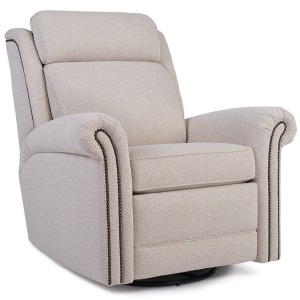 Motorized Reclining Chair w/ Headrest