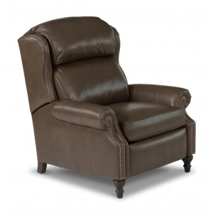 Big/Tall Pressback Reclining Chair