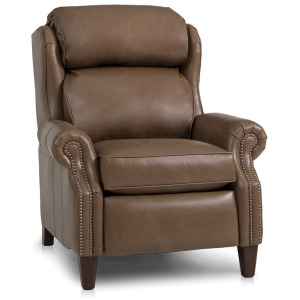 Big/Tall Leather Motorized Reclining Chair