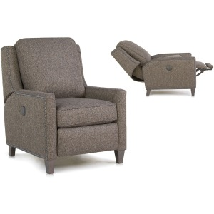 Fabric Motorized Reclining Chair