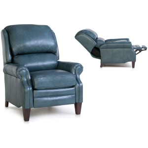 Motorized Reclining Chair - Leather