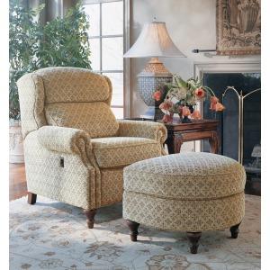 Tiltback Chair & Ottoman