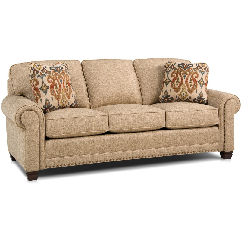 Sofa By Smith Brothers 393 10 Vermeulen Furniture
