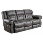 Titan Double Reclining Power Sofa