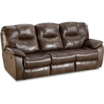Avalon Double Power Reclining Sofa