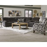 Fandango 6 PC Reclining Sectional