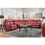 Excel 6 PC Power Reclining Sectional