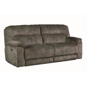 Top Gun Double Reclining Power Headrest Sofa