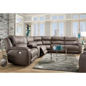 Dazzle 6 PC Sectional