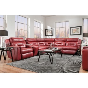 Excel 5 PC Reclining Sectional