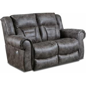 Titan Reclining Loveseat w/ Power Headrest