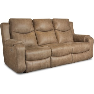 Marvel Double Reclining Sofa