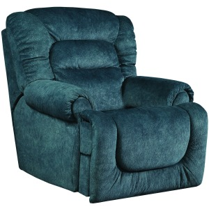 All Star Power Headrest Big Man's Wall Hugger Recliner with SoCozi
