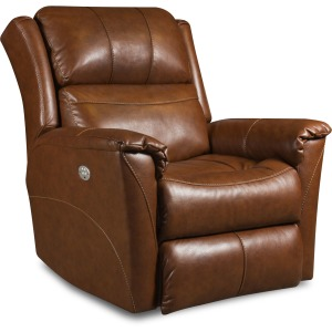 Shimmer Wall Hugger Recliner with Power Headrest