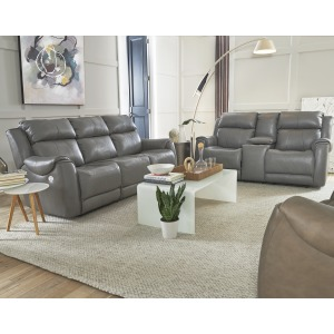 Safe Bet Power Headrest Sofa and Loveseat