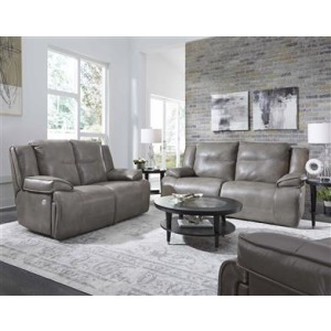 Major League Double Reclining Loveseat