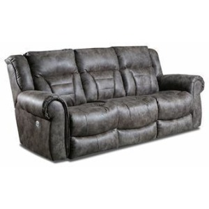 Titan Double Reclining Power Sofa