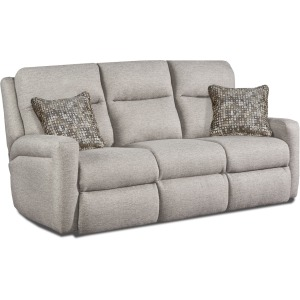 Metro Power Double Reclining Sofa