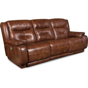 Cresent Memory Plus Double Reclining Sofa