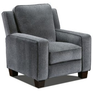 West End Power Headrest Hi-Leg Recliner